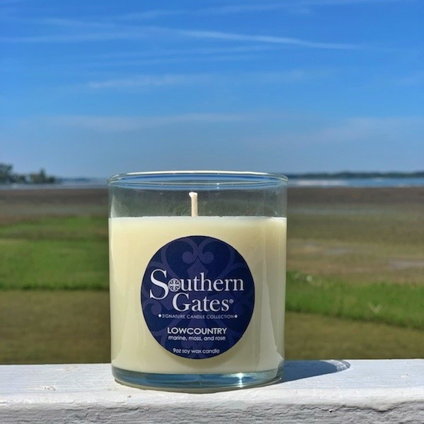 Southern Gates Lowcountry Candle