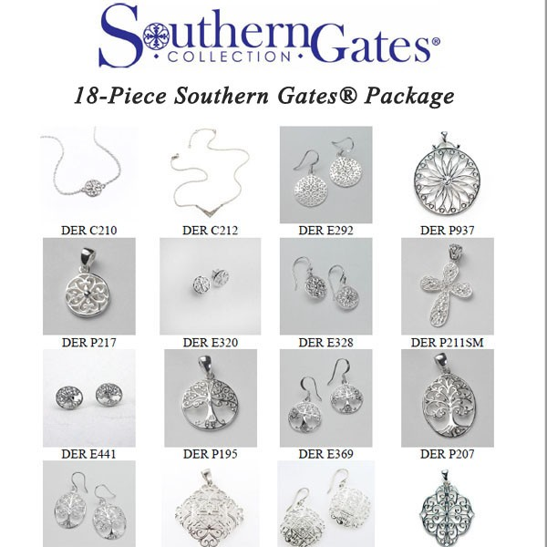 $300 Re-order Southern Gates Package