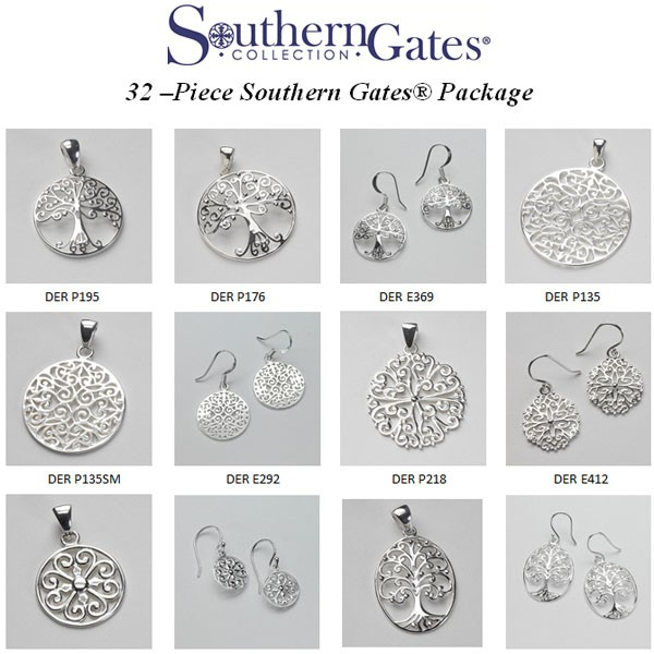 $750 Re-order Southern Gates Package