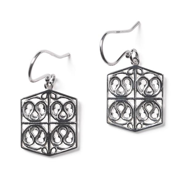 Biltmore® Trefoil Earrings