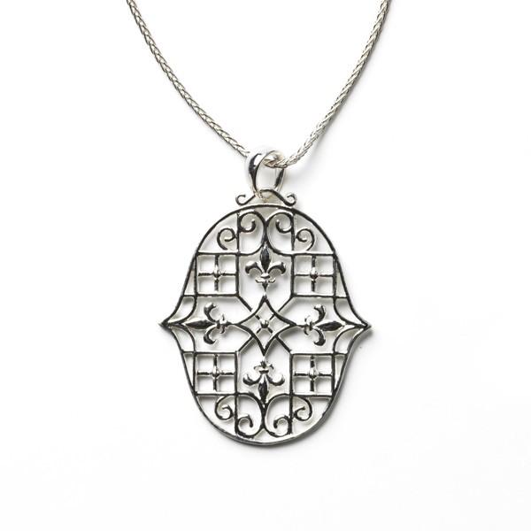 Biltmore® Fleur-De-Lis Necklace