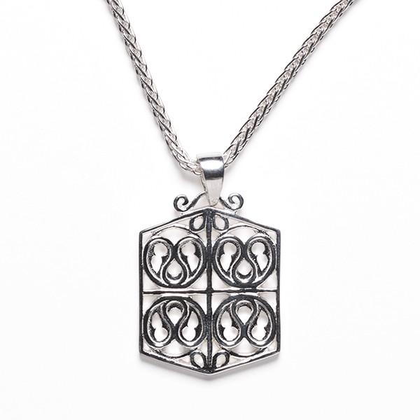 Biltmore® Trefoil Necklace