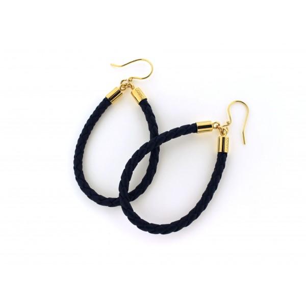 Lux Loop Earrings