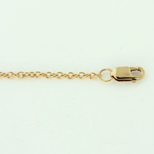 MSC1822 1.8mm Gold Filled Cable Chain