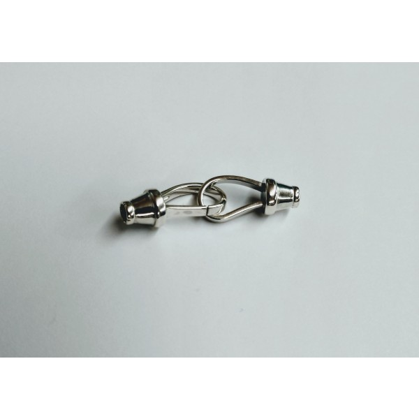 Hook Clasps 3mm (Available in Multiple Finishes)