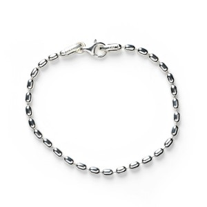 KAR511 3mm Rice Bead Bracelet