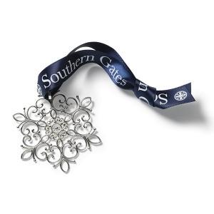Southern Gates 2021 Snowflake Ornament
