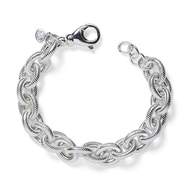 CARGO™ Textured Link Bracelet, 7.5 in KAR580